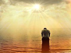 A man seeking God