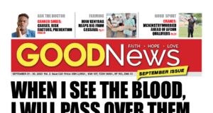 Good News Paper September Issue