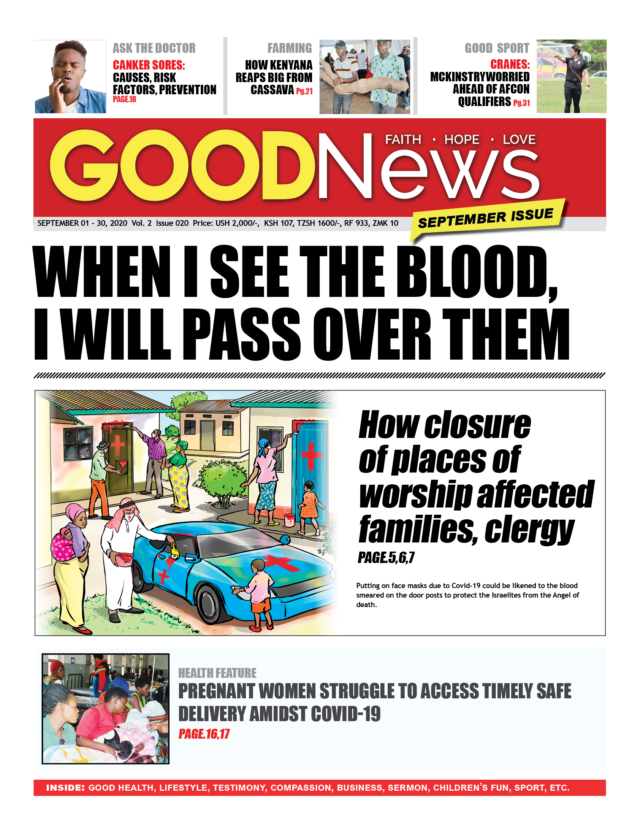 Good News Paper September Issue